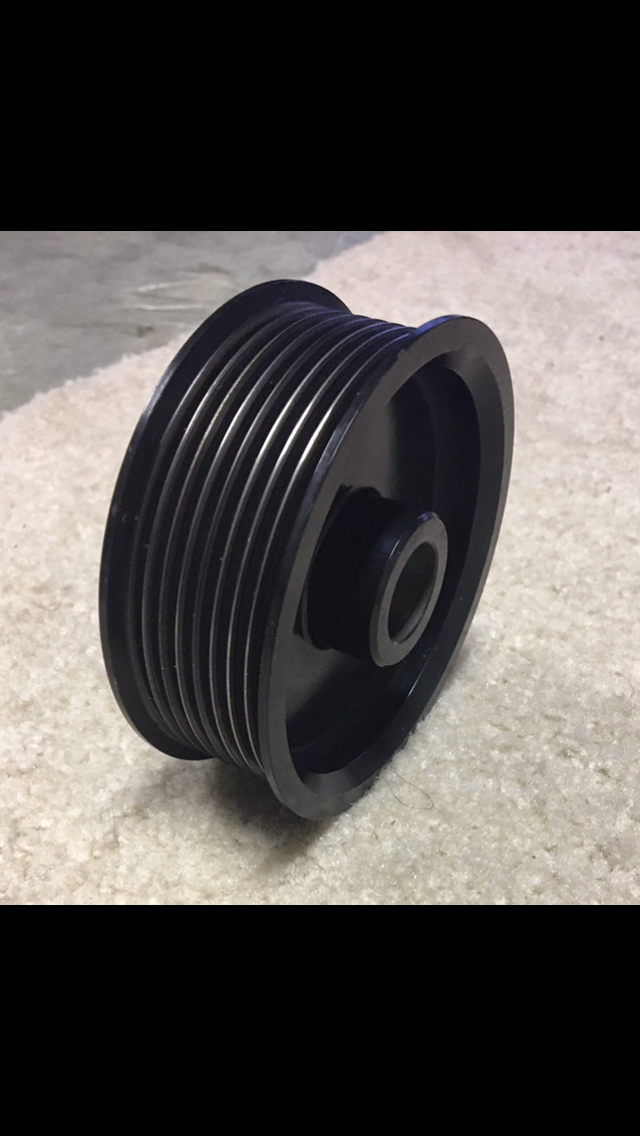 Stock 03 04 Cobra Supercharger Pulley