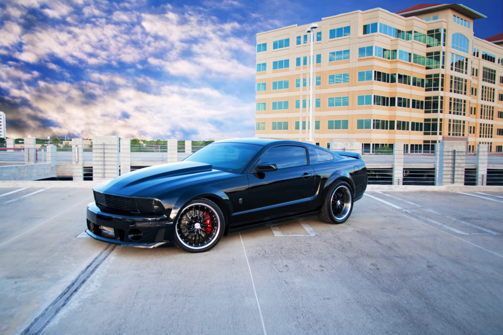 06 mustang gt with gt500 drivetrain. Black Bedroom Furniture Sets. Home Design Ideas