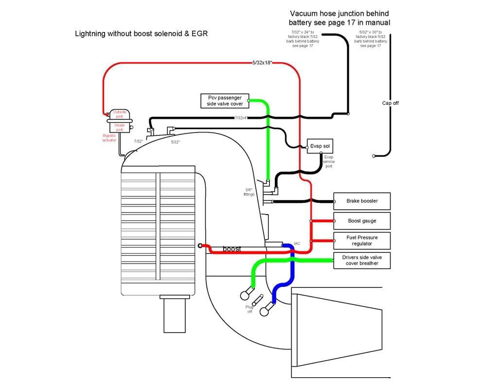 ford lightning vacuum diagram whipple install boost vacuum diagrams | svtperformance.com 1993 ford e350 vacuum diagram
