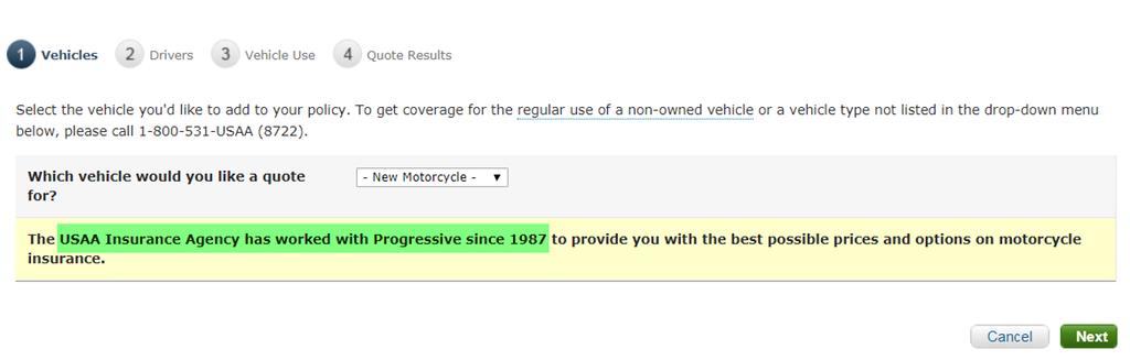Cancel Progressive Insurance >> Cancelled My Progressive Insurance To Move It Over To Usaa