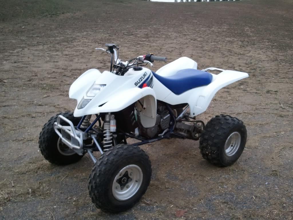 FS: 2007 LTZ400 quad low hours perfect shape! SE PA ...