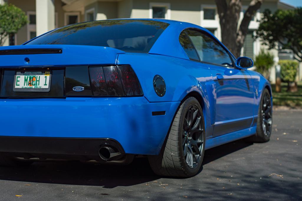 2003 Azure Blue Mach 1 2 1 Kb Irs Fl Car Svtperformance Com