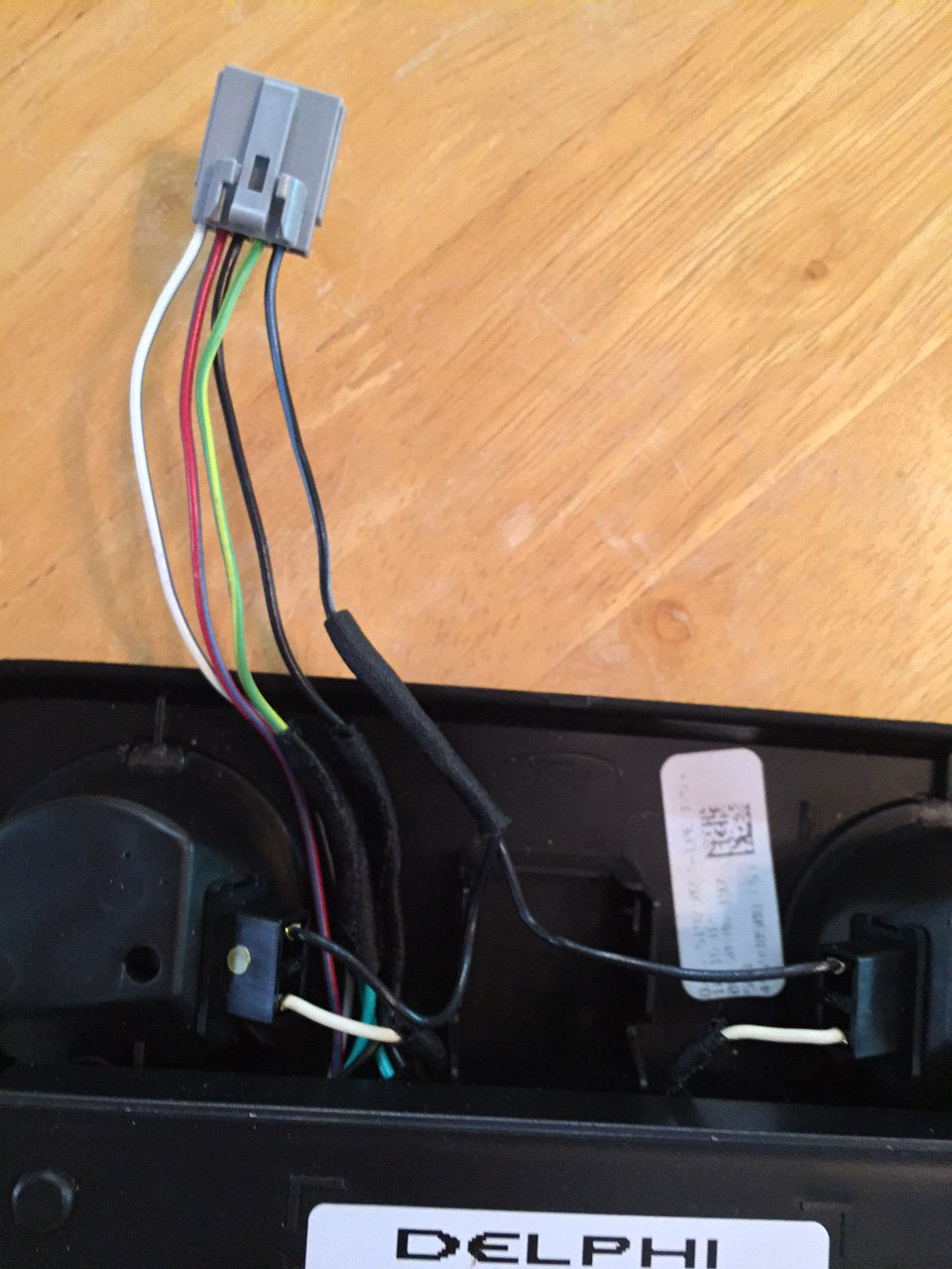 Home Link Visor Wiring Schema Diagrams Electricity In House Map Light For Homelink Positive Negative Wires Pic Key