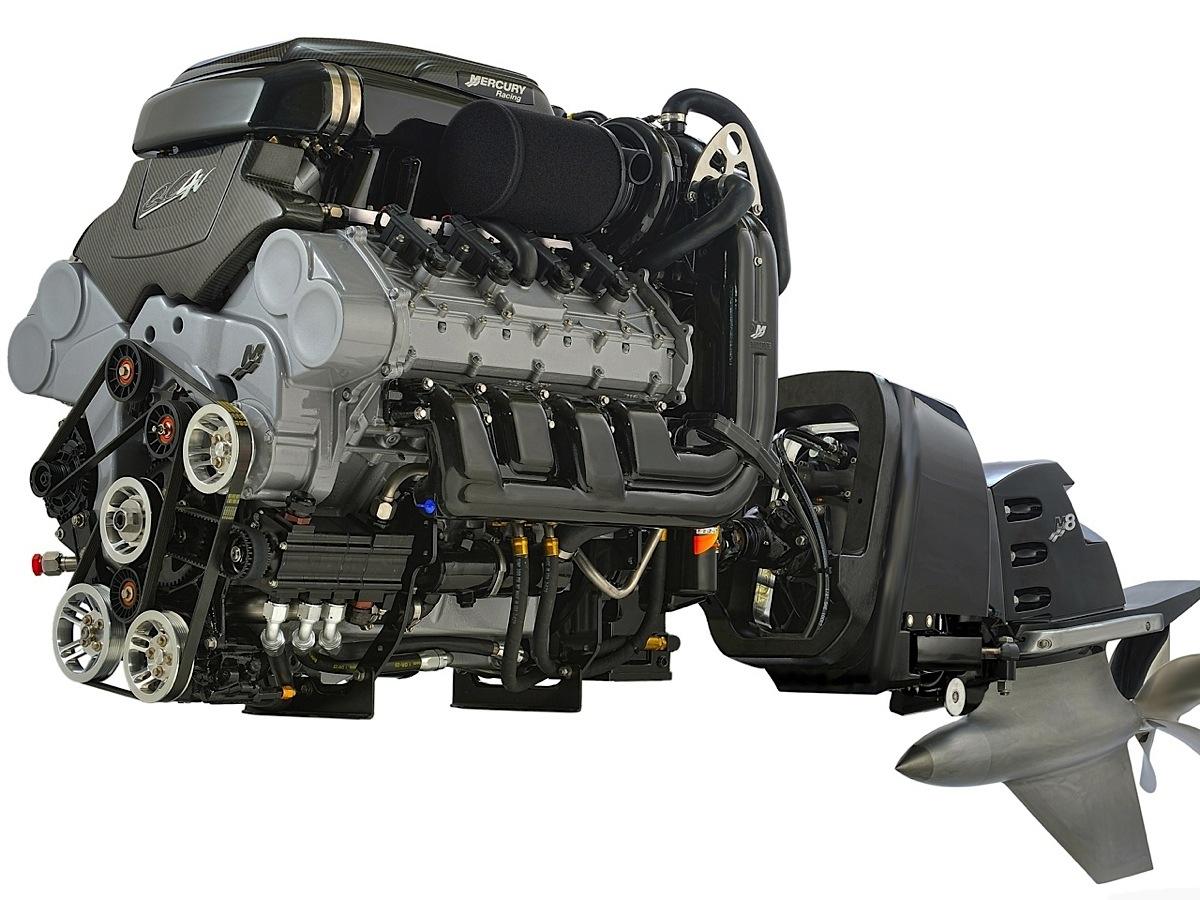 Mercury Dohc Ls7 Crate Engine