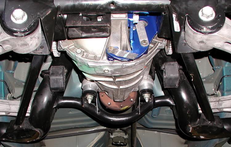 Rear End Thump Bang Etc Fixed Svtperformance Com