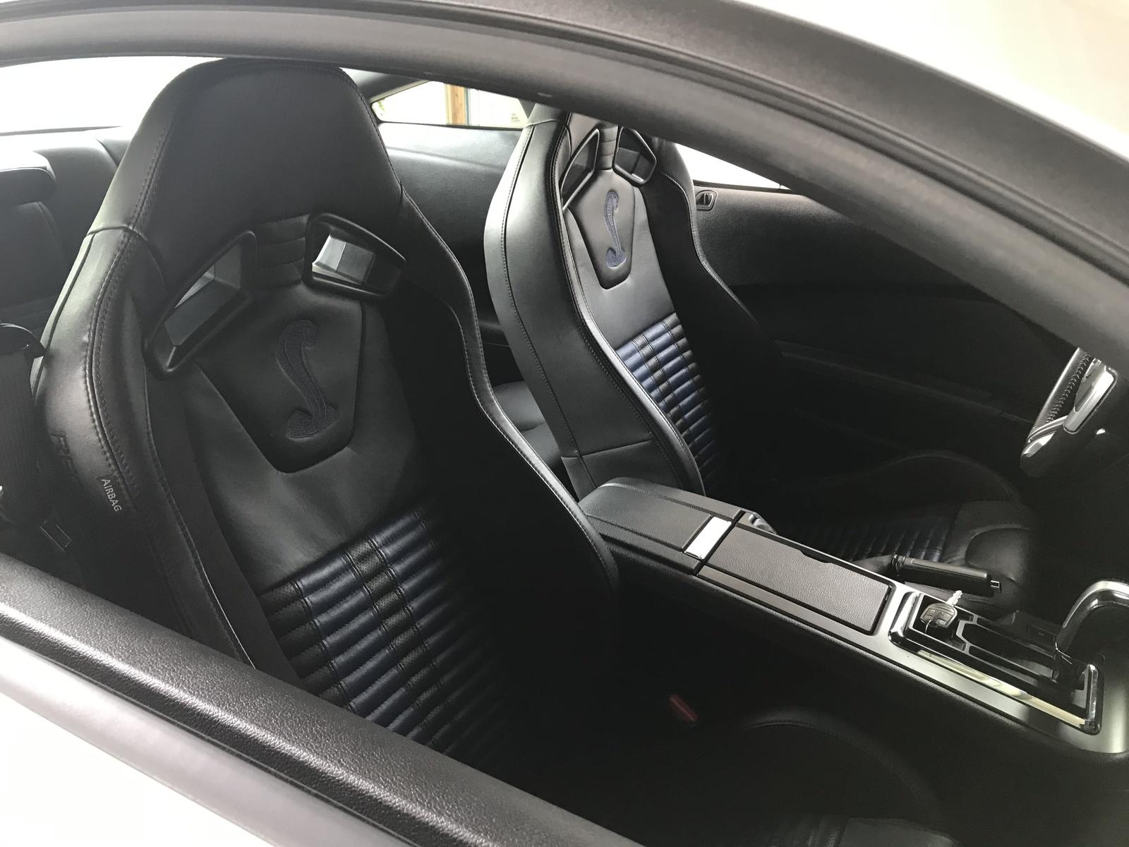 13 14 Gt500 Recaro Seats For Sale Svtperformance Com
