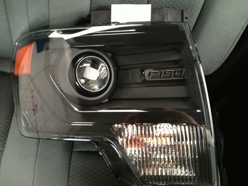 2014 F150 Headlights >> OEM 2013 F150/Raptor HID headlights | SVTPerformance.com