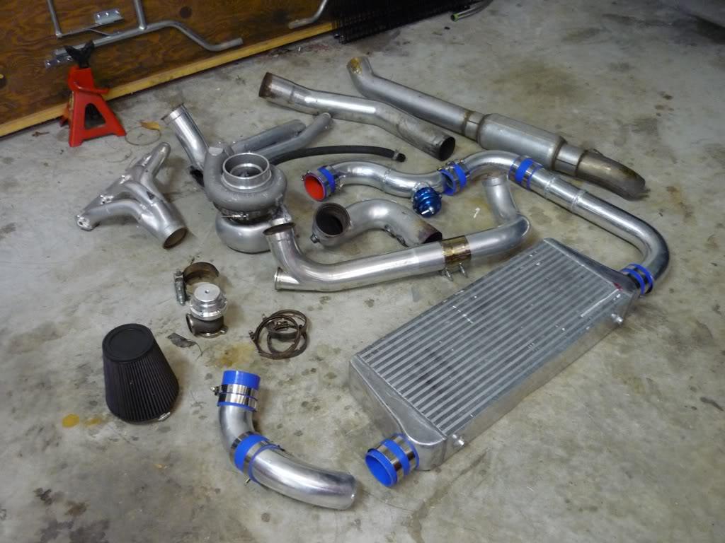 For Sale FS: HP Performance 351w Turbo Kit | SVTPerformance com