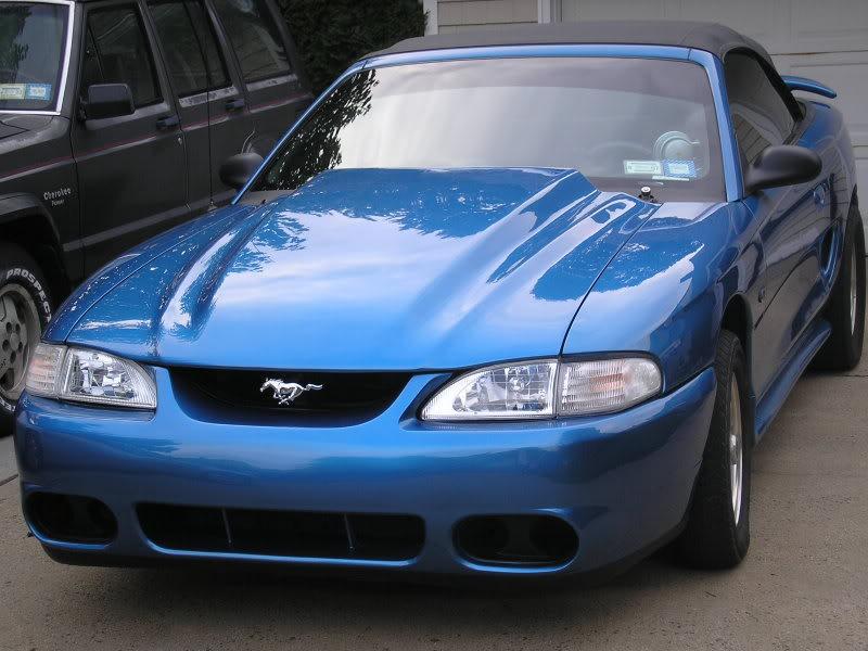 Cars Terminator Spoiler A Svtperformance com Sn95 With Any