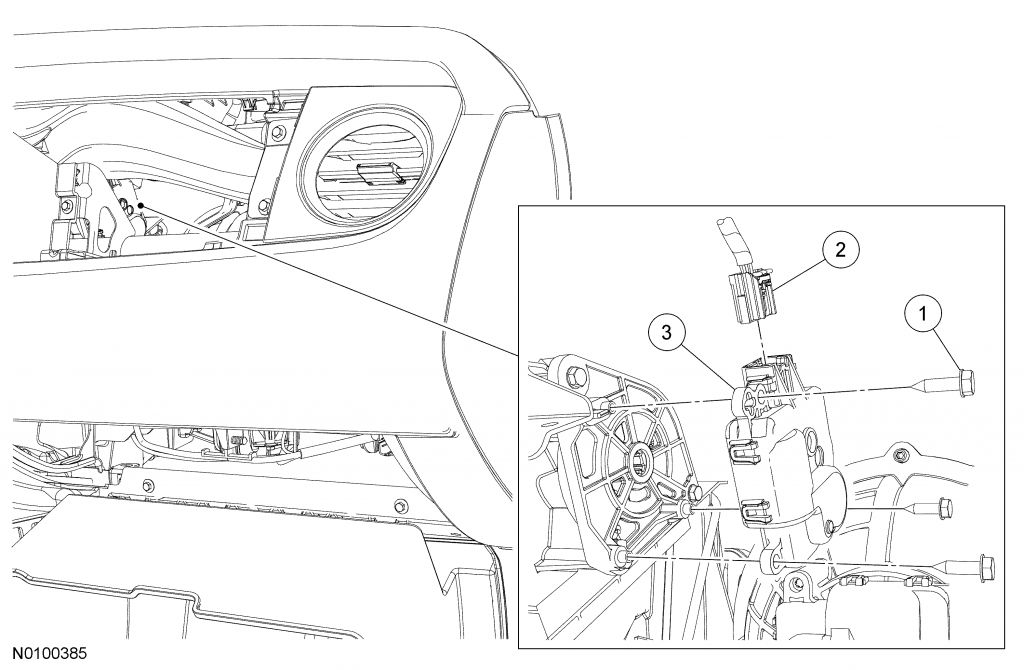 How to: replace noisy climate control motors