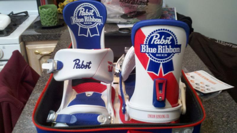 The Gf Did Good Today Pabst Beer Snowboard Content Within