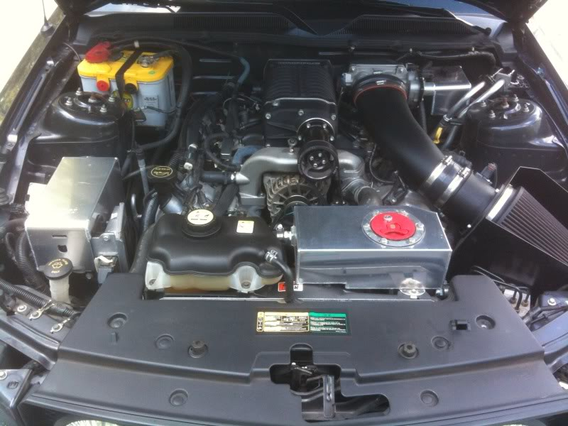 2007 Mustang GT Whipple Supercharged 500+ Horsepower