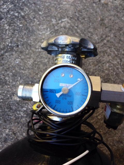 Dyno Tune Dry 10lb Nitrous system, Auto Bottle Heater, Purge Kit