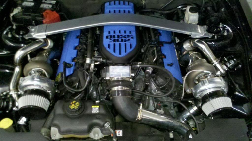 On3 Performance Twin Turbo install on a 2013 | Page 3