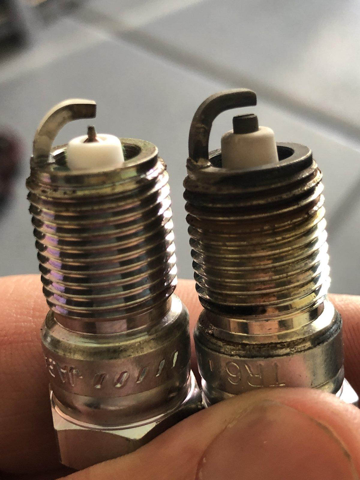 Reading Spark Plugs >> Reading Iridium Spark Plugs Svtperformance Com