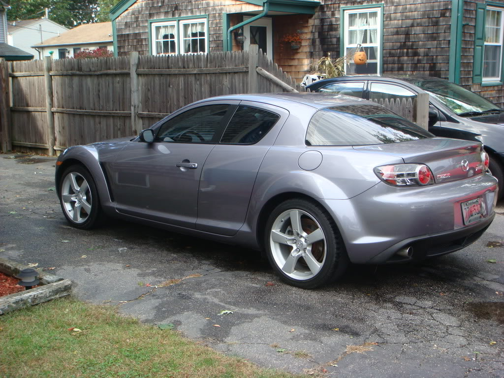 ... 6 Speed And Razor Cornering. Fun Little Car But Not Worth It To Get V8 Gas  Mileage And No V8 Power To Back It Up. Heres A Pic Of My Old Rx 8.