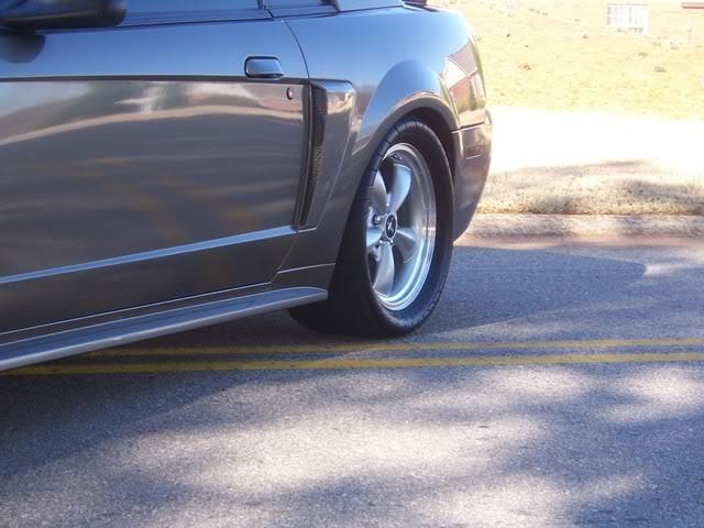 Tire Size Recomondations On 17x9 Rims Svtperformance Com