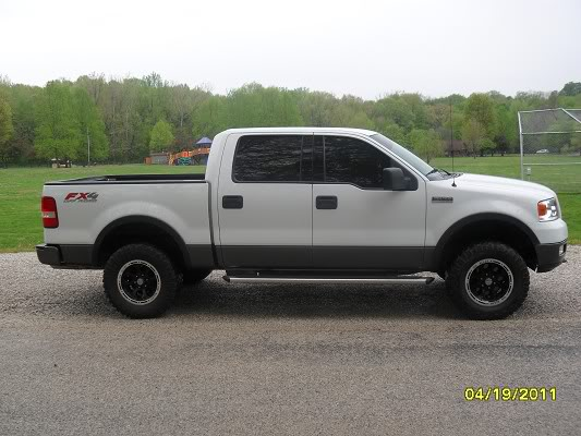 2004 F150 4x4 Supercrew Fx4 Svtperformance Com