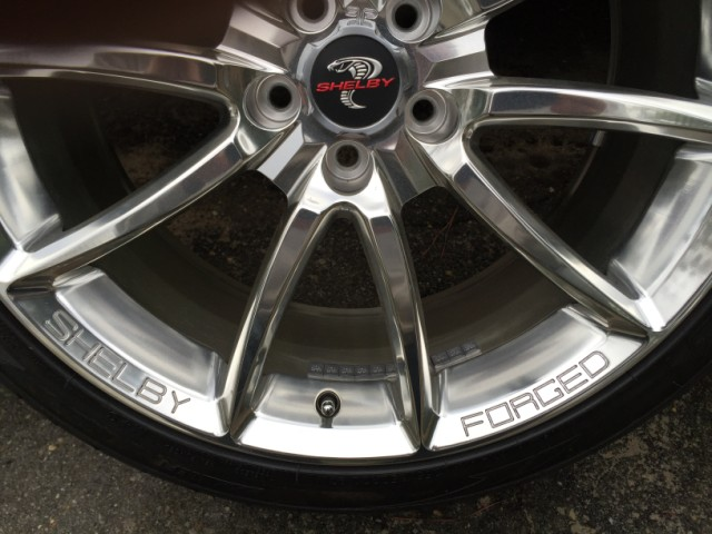 """Used Wheels For Sale >> 20"""" Durabrite """"SHELBY FORGED"""" Shelby Alcoa wheels and ..."""