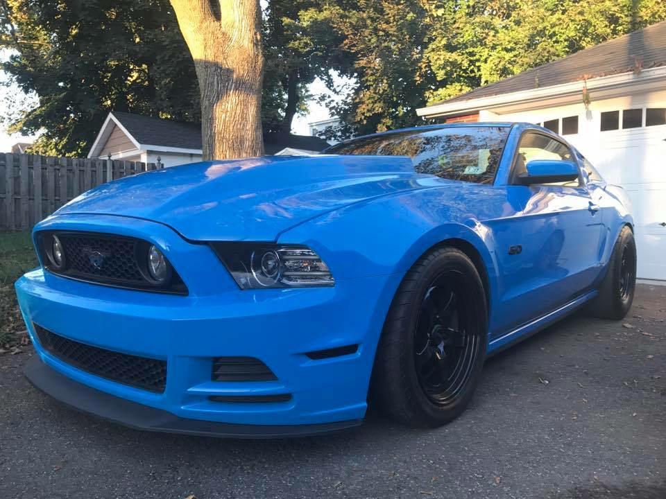 Mustang Roush For Sale >> 2013 Mustang GT Track Pack Grabber Blue | SVTPerformance.com