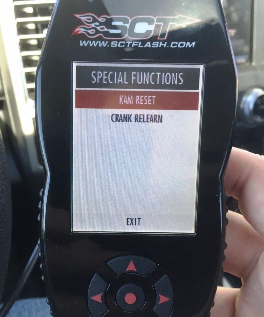 Crank Sensor Relearn Question   SVTPerformance com