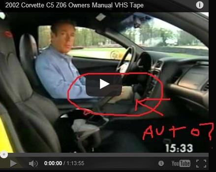 2002 c5 corvette owners manual