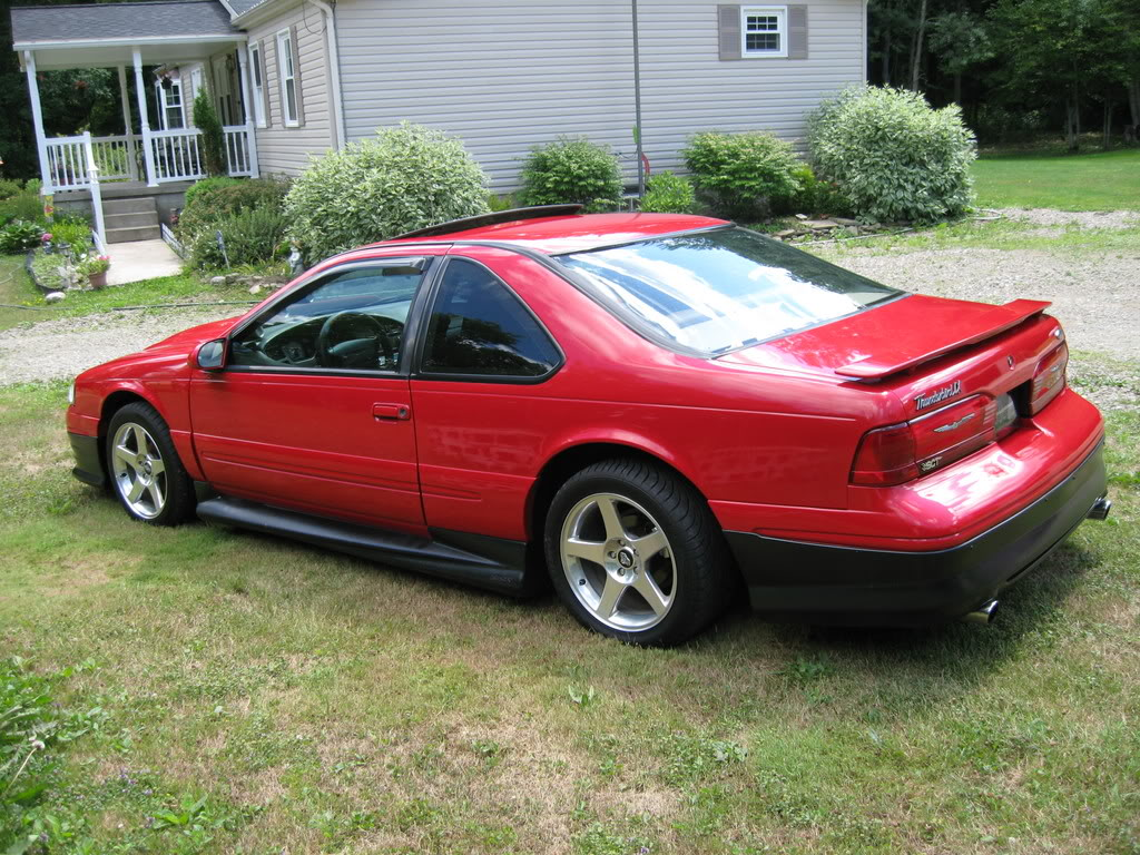 1996 Ford Thunderbird Lx 4 6 V8 Fast Svtperformance Com
